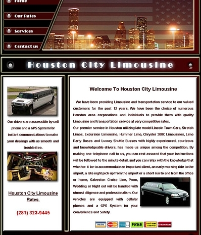 Houston City Limousine