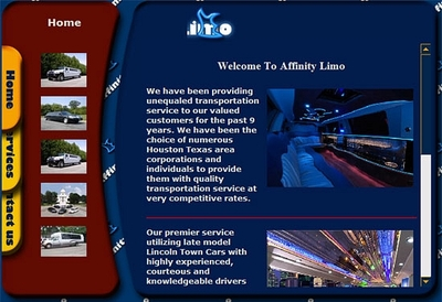 Affinity Limo
