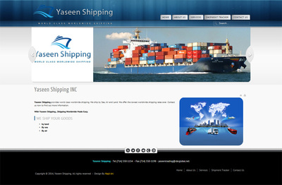 Yaseen Shipping INC.